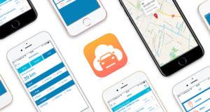 Kilometerregistratie-App